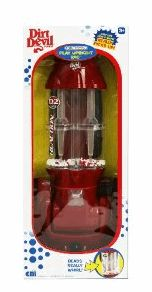 New Dirt Devil Junior Toy Reaction Vaccuum Cleaner Quick SHIP