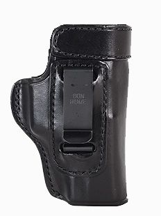 Don Hume H715M IWB Holster RH Black Ruger SP101 2.25 DHJ168755R