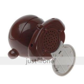 cute monkey nail hand polish blower dryer brand new artikel nr 3600019