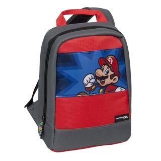 Official 3DS DS Lite DSi XL 3DSXL Super Mario Sling Back Pack Travel