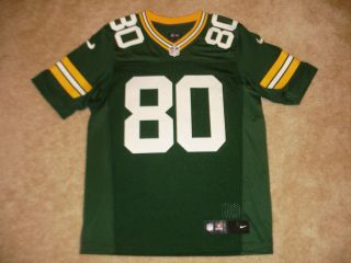 Donald Driver Green Bay Packers NFL Nike Elite Authentic Elite Jersey