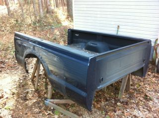 FORD F350 TRUCK DUALLY BED. 8FT BOX ONLY. IN ATLANTA GA. NO RUST. AS