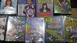 Movie Lot Check Us Out 30 DVDs Flea Mkt Special Convient Stores
