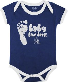 Duke Blue Devils Infant Royal Construction Site Creeper