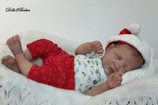 Aisling Donnelly Brand New Reborn Doll Kit in Stock Phil Donnelly