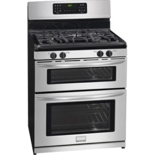 Stainless Steel Freestanding GAS Double Oven Range FGGF301DNF