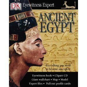 Ancient Egypt (Eyewitness Expert) Everything you need to become an