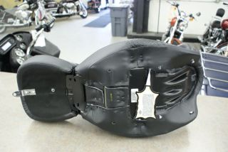 New 2012 Harley Davidson Screamin Eagle Street Glide Seat 09   12