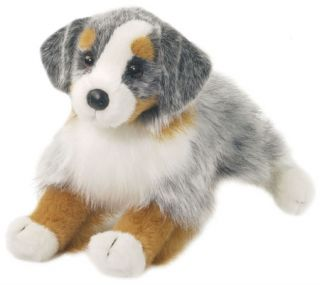 Sinclair Douglas 13 Plush Australian Shepherd Dog Stuffed Animal