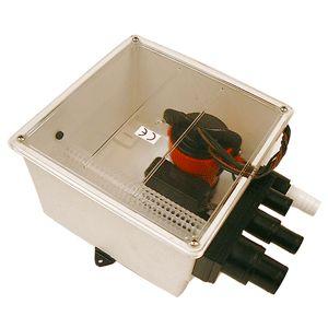 Johnson Pump 1000 GPH Multi Port Shower Pump 12V w Switch