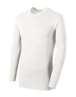 Duofold Mid Weight Long Sleeve Crew Neck Mens Thermal Underwear Shirt