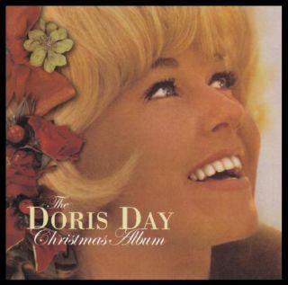 Doris Day Christmas Album CD White Xmas 50s New