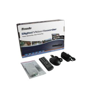 264 Real time Standalone DVR  iPhone & Android   Network No Hard Drive