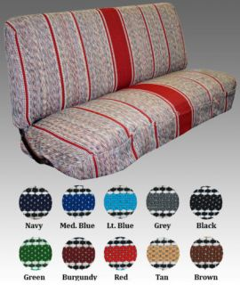 1960s 1989 Dodge Full Size Truck Bench Seat Covers