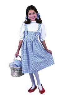 Dorothy Wizard of oz Costume Child Medium Size 8 10