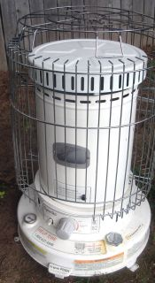 Dyna Glo RMC 95 C2 23 000 BTU Convection Kerosene Heater