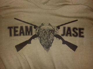Duck Dynasty Duck Commander Team Jase Shirts Jase Robertson Official