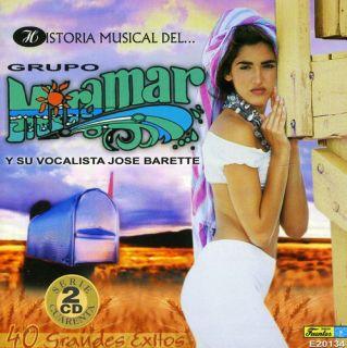 GRUPO MIRAMAR HISTORIA MUSICAL NEW CD