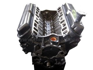 8L Ford 351 HIGH OUTPUT HO Reman Marine Long Block Base Engine