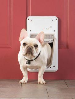 PetSafe Small Smartdoor Electronic Pet Dog Door UP15LB
