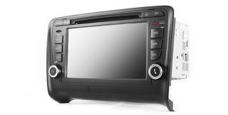 Android  DVD GPS Navigaion Radio CD Player Sysem  for 08 11 Audi