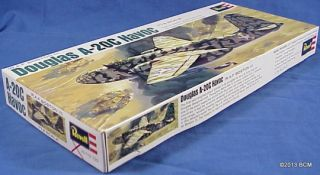 72 Douglas A 20 Havoc Revell Model Kit H 115 Vintage Attack Bomber