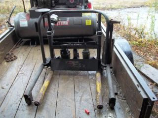 Semi Tire Wheel Dolly Lift Mack Truck Parts