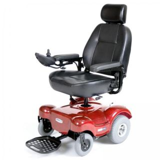 Drive Medical Renegade Mobility Power Chair Wheelchair 18 Seat 350 lb