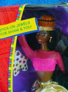 Barbie Shani Soul Train Don Cornelius 1993 African American Doll w Box