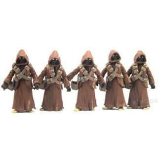 Legacy Collection JAWA DROID ACTION FIGURES XMAS GIFT LOT RARE SU99