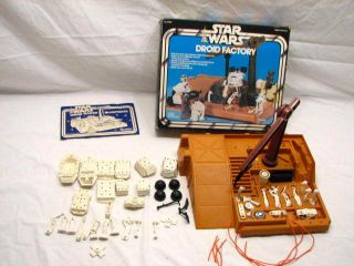 Star Wars Droid Factory Kenner Action Figure IOB
