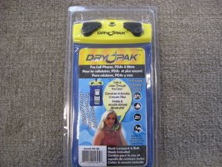 Dry Pak DP46 Waterproof Floating Cell Phone Case iPhone