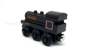 Donald Thomas Tank Engine Wooden Railway Train New