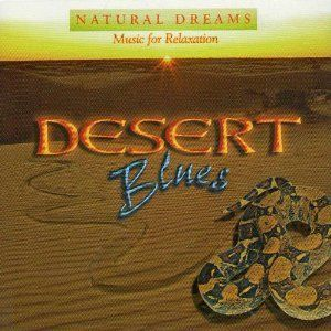 Natural Dreams Desert Blue Guitar New