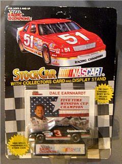 1 64 Dale Earnhardt SR 5 x Winston Cup Champion 1992