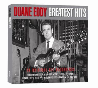 Duane Eddy Greatest Hits 50 Original Recordings Remastered New SEALED