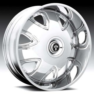 Wheel Set 30x10 Chrome Rims rwd 5 6 Lug Wheels 30INCH Dubs