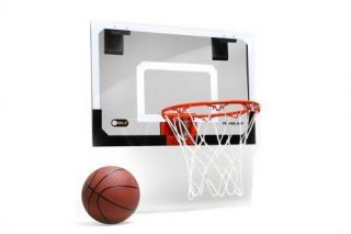 Indoor Door Or Wall Mount Mini Small Basketball Backboard Hoop Net w