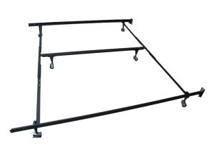 Leg Heavy Duty Eastern California Metal King Size Metal Bed Frame