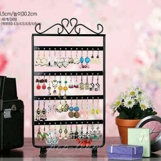 Jewelry Organizer Storage Earring Necklace Holder J28