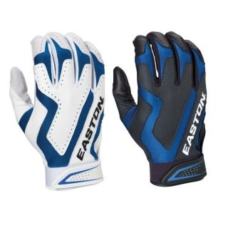 2012 Easton Omen Cage Game Adult Batting Gloves XL Ry