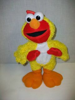 Fisher Price Sesame Street Chicken Dance Elmo Toy