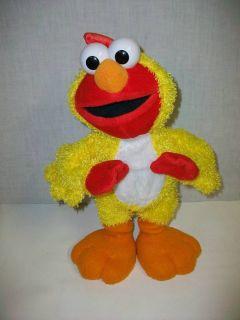 Fisher Price Sesame Street Chicken Dance Elmo Toy
