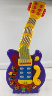 Wiggly Dancing Guitar Sings Dance Giggly Character Toy Musical