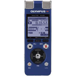 Olympus Voice Trek Linear PCM IC Recorder 4GB DS 800 Blu