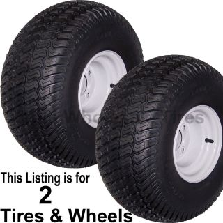 20x10 00 8 Turf Tires Wheels Rims Off Road Go Kart Fun Cart Dune
