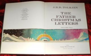 Father Christmas Letters by JRR Tolkien ~ 1976 & Tolkiens Last Will