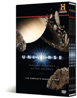 The Universe Complete Season 3 Three History Channel® 733961147988