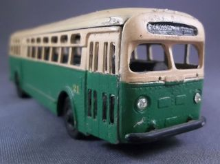 1947 GMC Bus HO Scale 1 87 1950'S