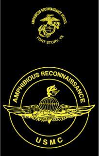 Marine Corps Amphibious Reconnaissance School ARS Shirt